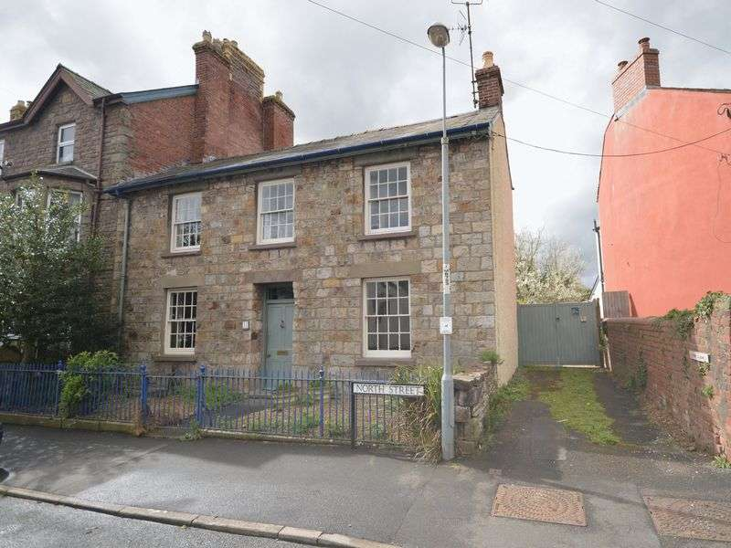 4 Bedrooms Semi Detached House for sale in North Street, Abergavenny