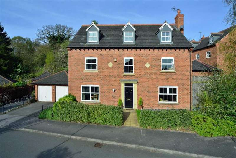 6 Bedrooms Property for sale in Honington Close, Hatton Park, Warwick, CV35