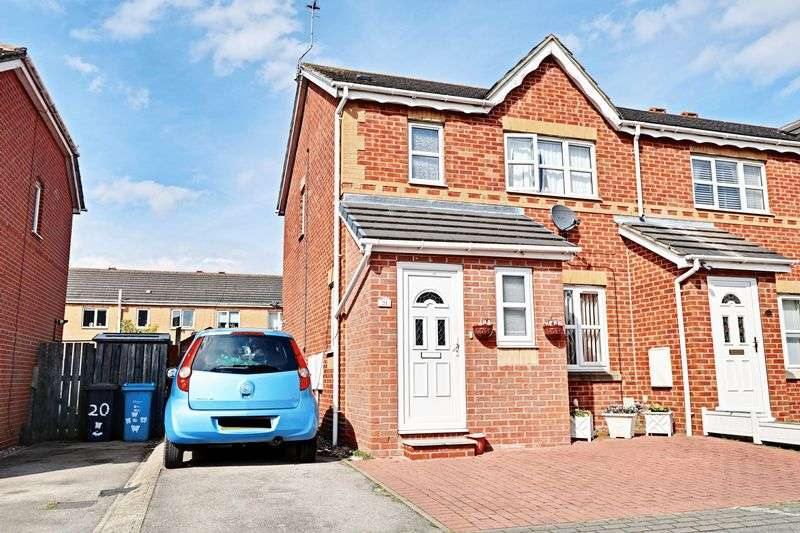 3 Bedrooms Semi Detached House for sale in Sailors Wharf, Victoria Dock