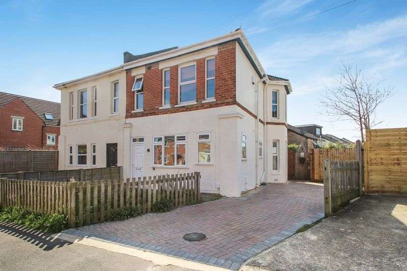 2 Bedrooms Flat for sale in Malmesbury Park Road, Bournemouth