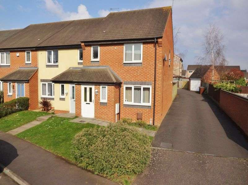 3 Bedrooms Terraced House for sale in Boughton Road, Oakley Vale, Corby