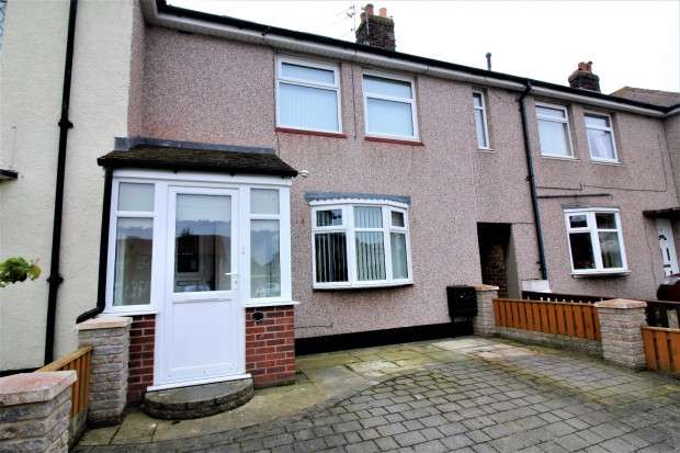 2 Bedrooms Terraced House for sale in Flakefleet Avenue, Fleetwood, FY7