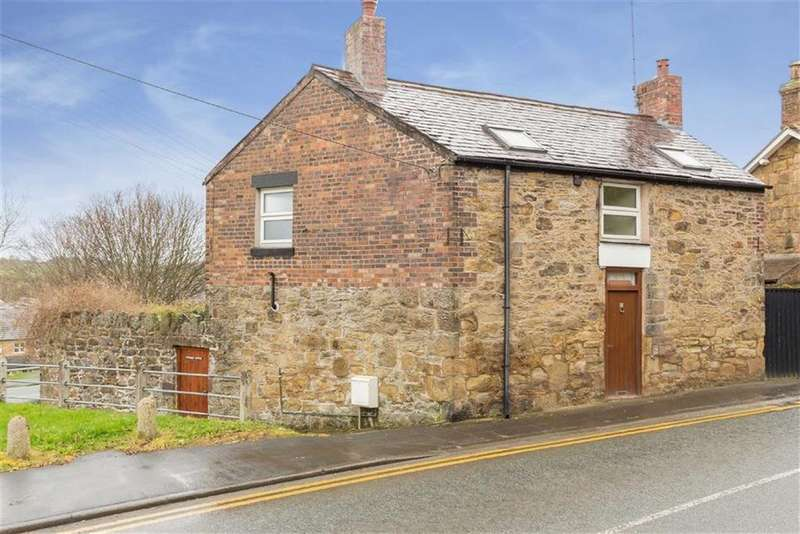 2 Bedrooms Cottage House for sale in Denbigh Road, Mold, Flintshire