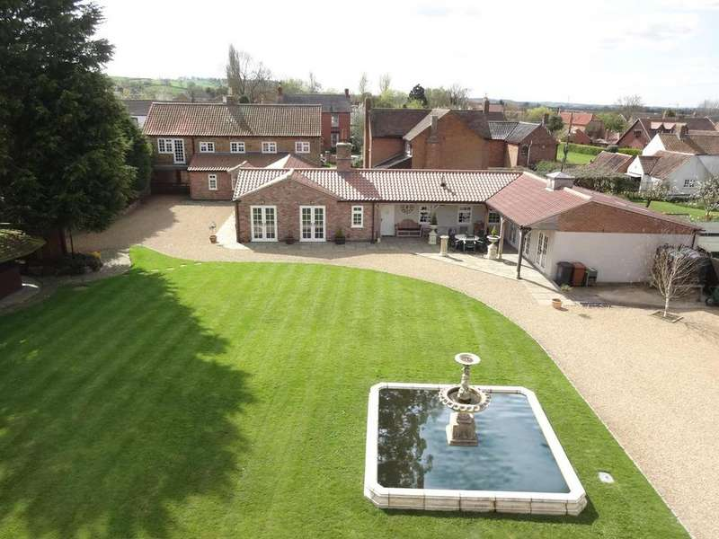 4 Bedrooms Detached House for sale in Main Street, Stathern, Melton Mowbray