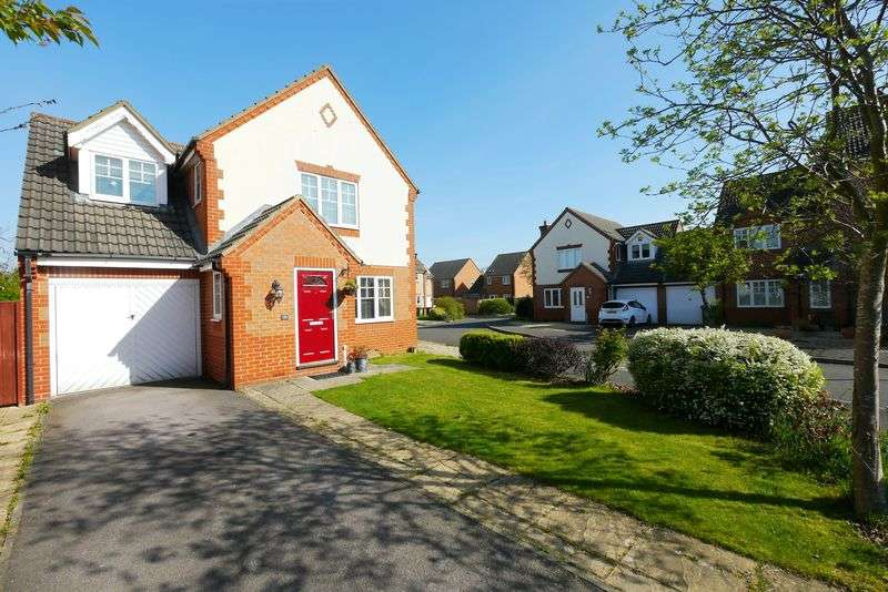 4 Bedrooms Detached House for sale in EVENLODE DRIVE, DIDCOT