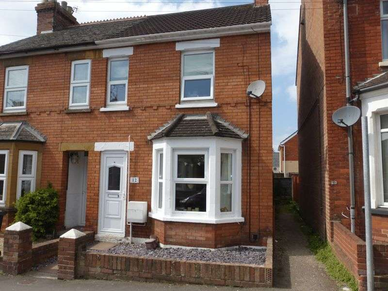 3 Bedrooms Terraced House for sale in Orchard Street, Yeovil
