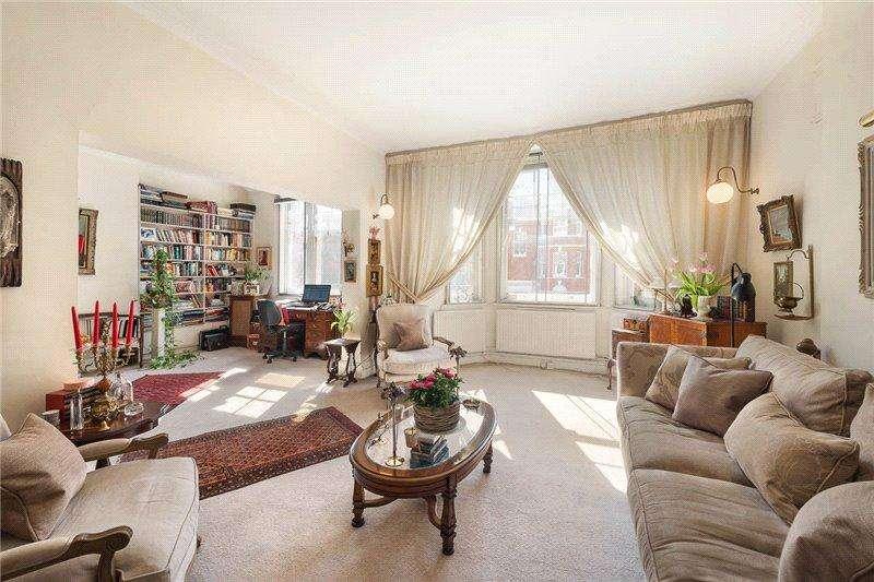 4 Bedrooms Flat for sale in Beaufort House, Beaufort Street, London, SW3