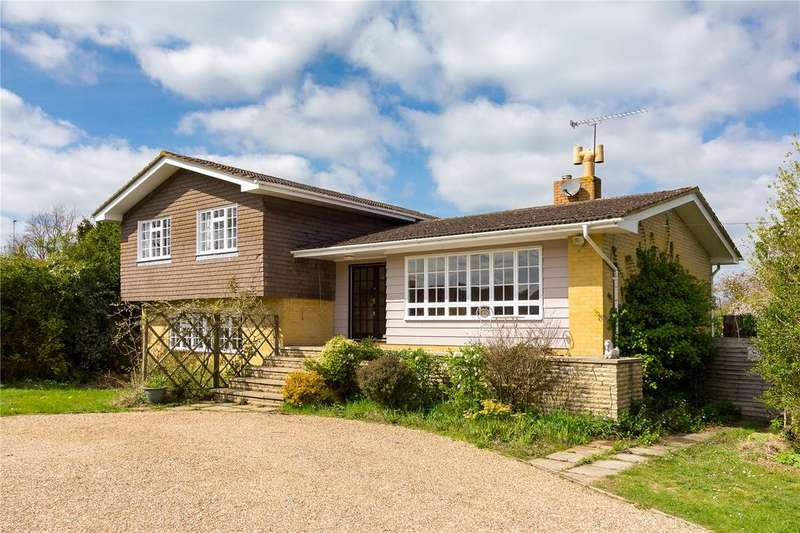 5 Bedrooms Detached House for sale in Shere Road, West Horsley, Leatherhead, Surrey