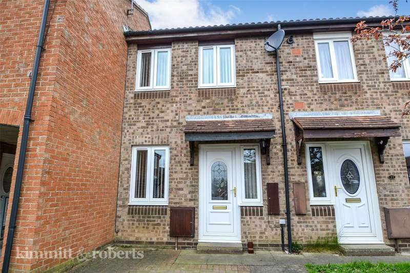 2 Bedrooms Semi Detached House for sale in Lindisfarne, Oakerside Park, Peterlee, Co. Durham, SR8