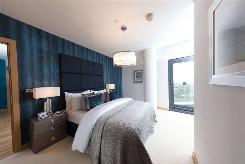 2 Bedrooms Flat for sale in Stratford Riverside, 82-90 Stratford High Street, London, E15