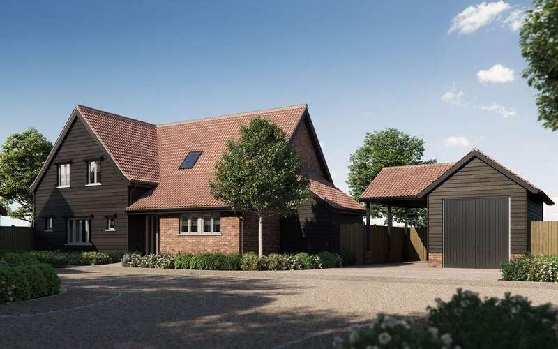 4 Bedrooms Detached House for sale in Writtle