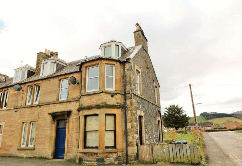 1 Bedroom Flat for sale in NEW - 31d Traquair Road , Innerleithen