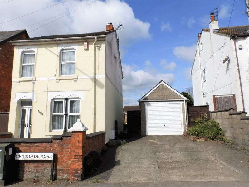 2 Bedrooms Detached House for sale in Cricklade Road, Swindon