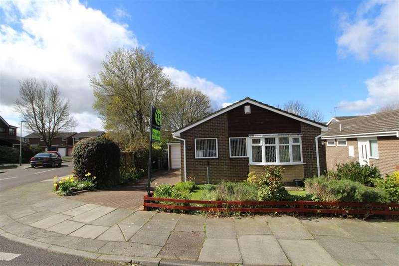 3 Bedrooms Detached Bungalow for sale in Longwood Close, Sunniside, Newcaste Upon Tyne