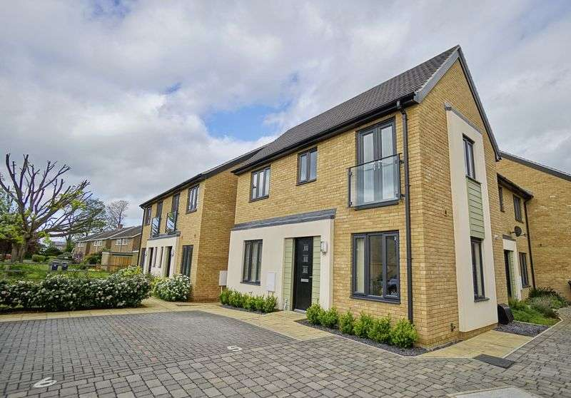 2 Bedrooms Terraced House for sale in Little Paxton, St. Neots