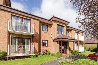 3 Bedrooms Flat for sale in Brisbane Court, Braidpark Drive