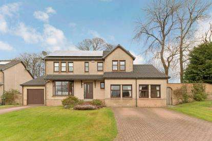 6 Bedrooms Detached House for sale in Glen Lochay Gardens, Cumbernauld