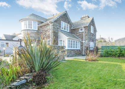 3 Bedrooms Detached House for sale in Tintagel, Cornwall, .