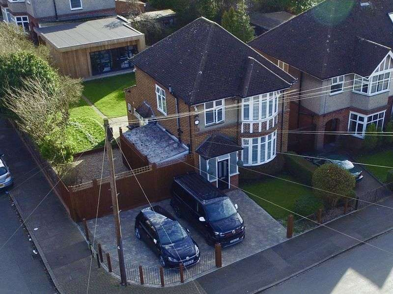 3 Bedrooms Detached House for sale in Old Bedford Road Area