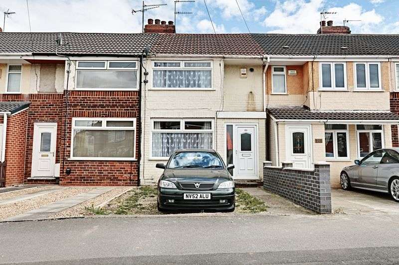 2 Bedrooms Terraced House for sale in Welwyn Park Avenue, Hull