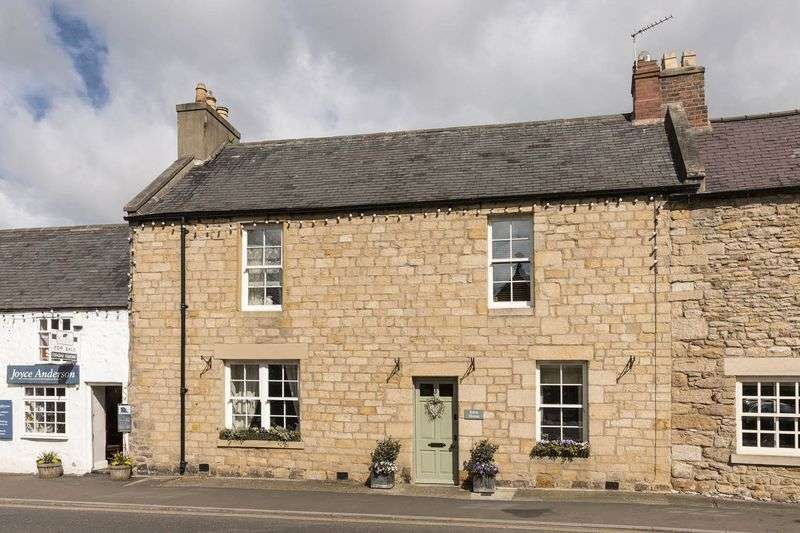 3 Bedrooms Terraced House for sale in Hill Street, Corbridge