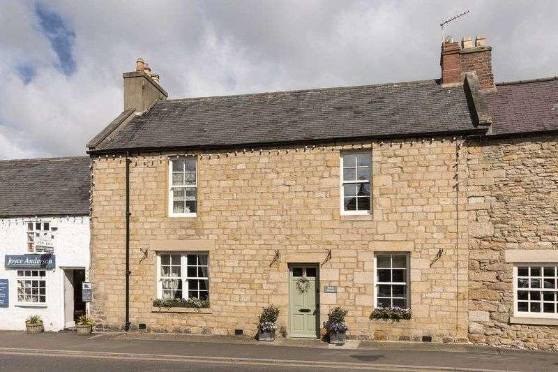 3 Bedrooms Terraced House for sale in Hill Street, Corbridge