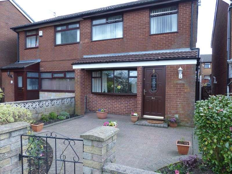 3 Bedrooms Semi Detached House for sale in Garforth Street, Chadderton