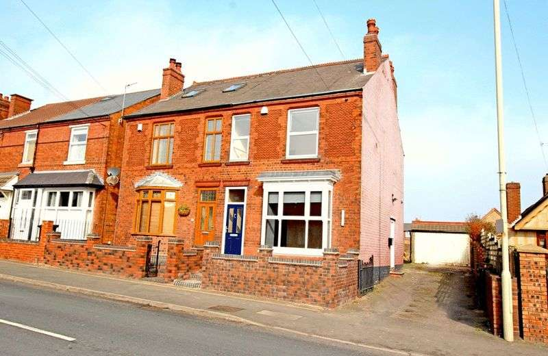 Semi Detached House for sale in Bilston Street, SEDGLEY
