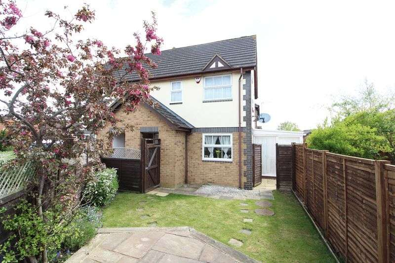 2 Bedrooms House for sale in Lark Vale, Aylesbury