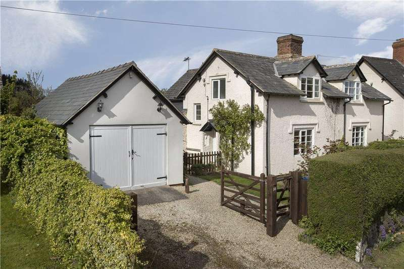2 Bedrooms Semi Detached House for sale in Main Street, Dumbleton, Worcestershire, WR11