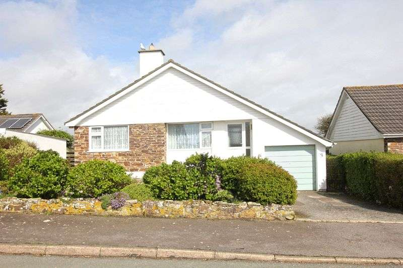 3 Bedrooms Detached Bungalow for sale in Parc An Dillon Road, Portscatho