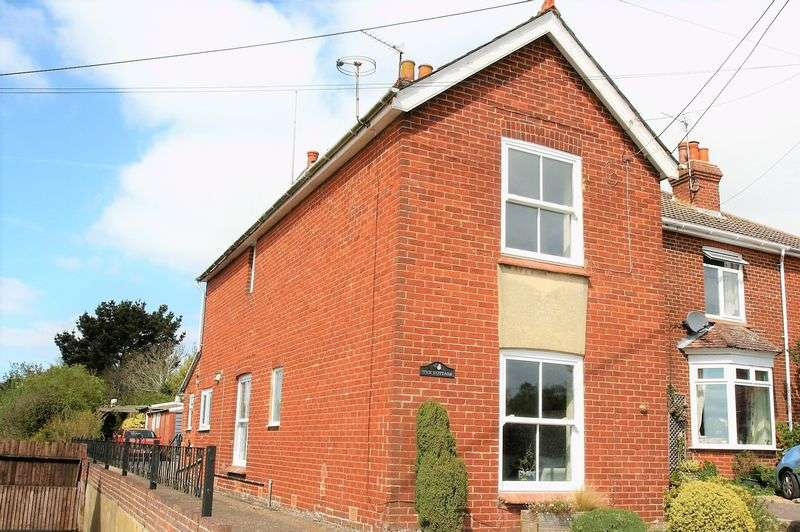 3 Bedrooms Detached House for sale in Shirrell Heath