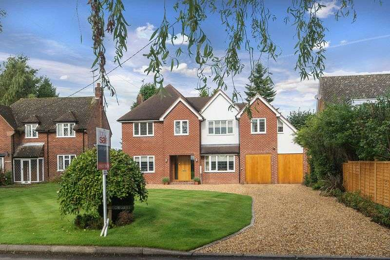 4 Bedrooms Detached House for sale in Great Moor Road, Pattingham