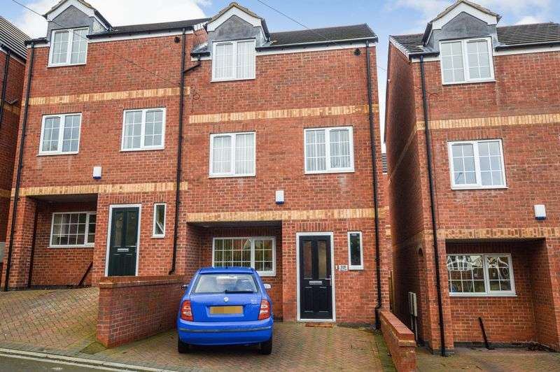 3 Bedrooms Semi Detached House for sale in Skerry Hill, Mansfield