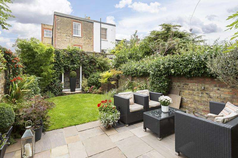 2 Bedrooms Apartment Flat for sale in Grandison Road, London, SW11