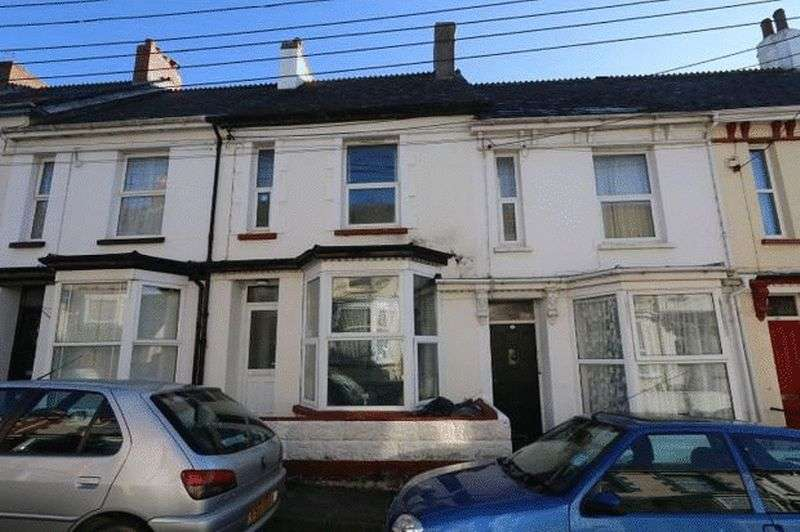 3 Bedrooms Terraced House for sale in Victoria Grove, Bideford