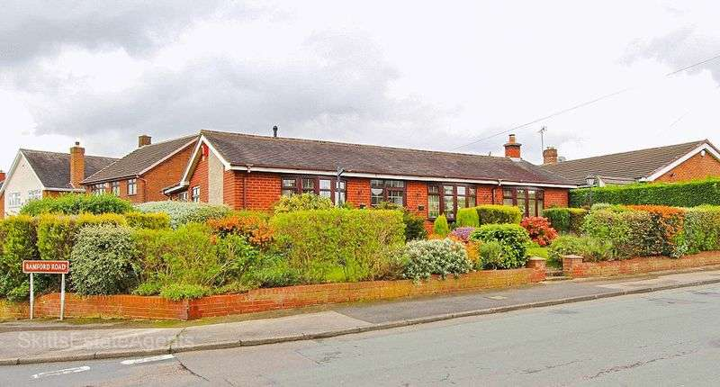 2 Bedrooms Detached Bungalow for sale in Sanstone Road, Bloxwich, Walsall