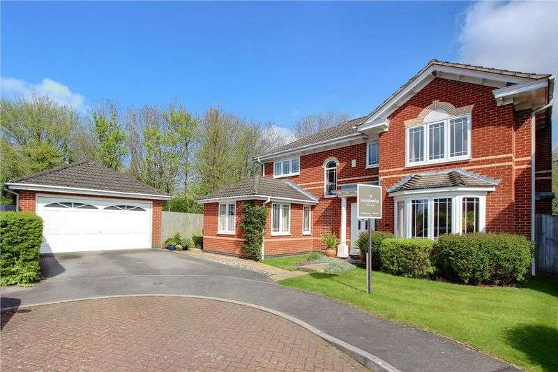 4 Bedrooms Detached House for sale in Fishlake Meadows, Romsey, Hampshire