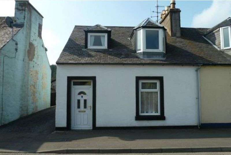 2 Bedrooms Terraced House for sale in Main Street, KA26 0QP