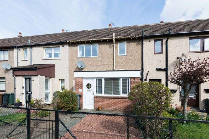 2 Bedrooms Terraced House for sale in 37 Hillwood Gardens, Ratho Station, Edinburgh EH28 8PX