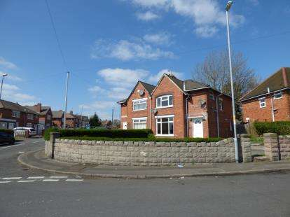 3 Bedrooms Semi Detached House for sale in Flaxhall Street, Walsall, West Midlands