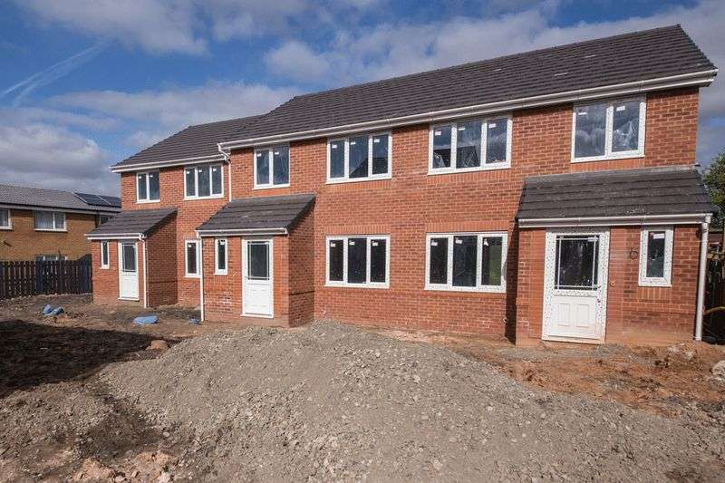 3 Bedrooms Semi Detached House for sale in Plot 2 Caunce Road, Wigan