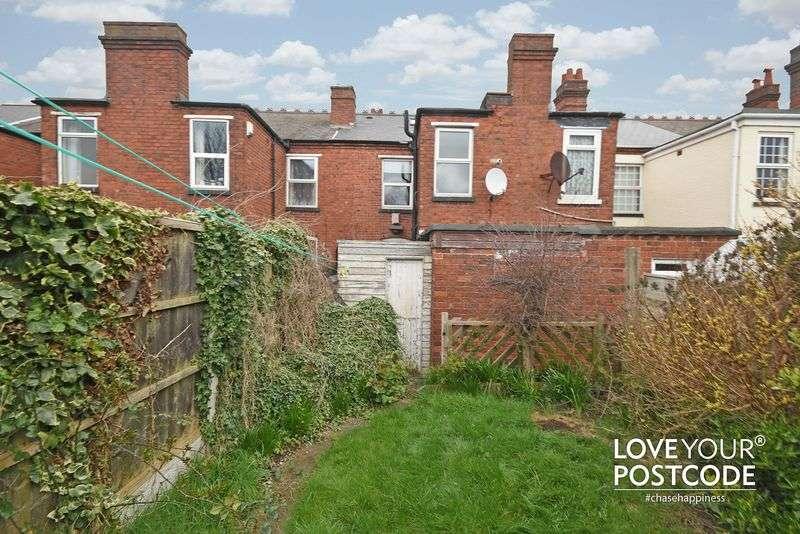 3 Bedrooms Terraced House for sale in Sheridan Street, West Bromwich B71 4EF