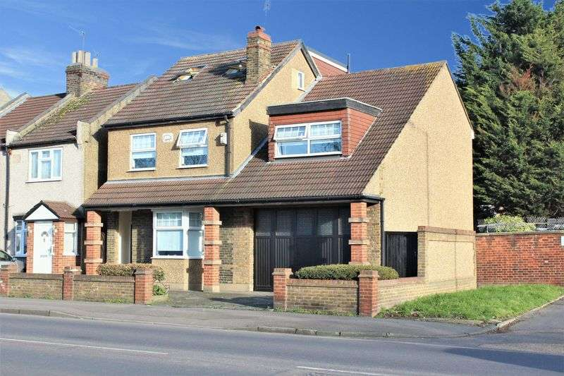 5 Bedrooms Detached House for sale in North Street, Hornchurch