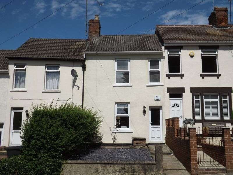 2 Bedrooms Terraced House for sale in Old Town