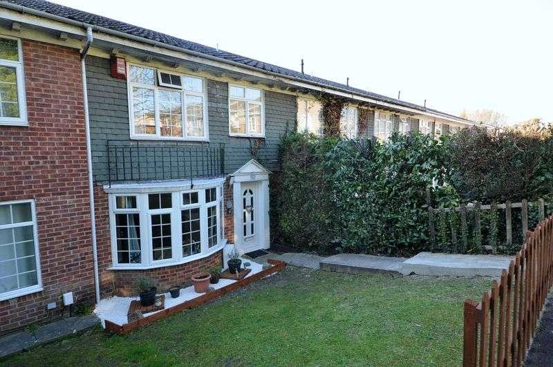 3 Bedrooms Terraced House for sale in Freshfield Gardens, Waterlooville