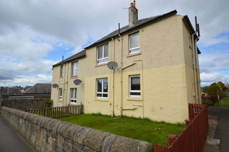 2 Bedrooms Flat for sale in Springhill Brae, Crossgates, COWDENBEATH, KY4
