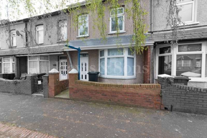 3 Bedrooms Terraced House for sale in Durham Road, Off Caerleon Road, Newport. NP19 7HU