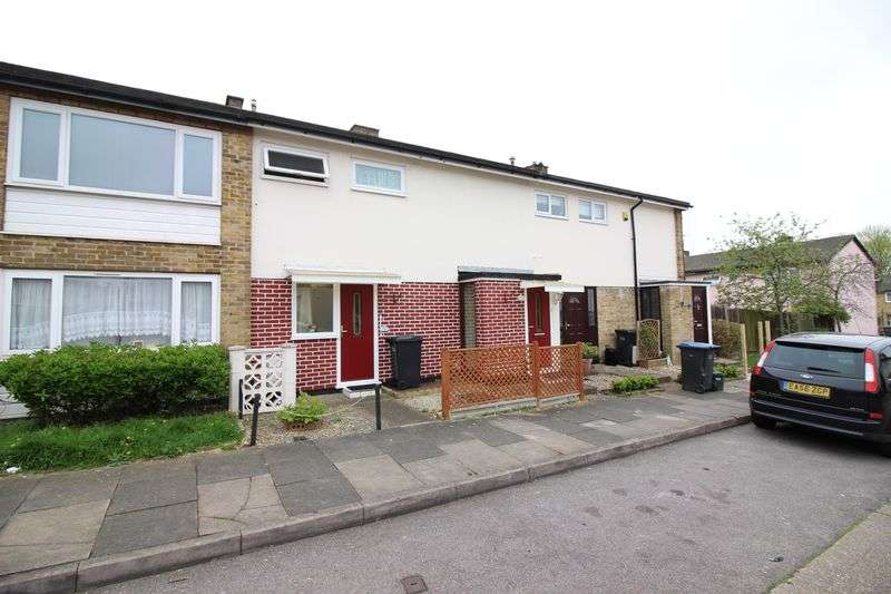 2 Bedrooms Terraced House for sale in The Downs, Harlow, CM20
