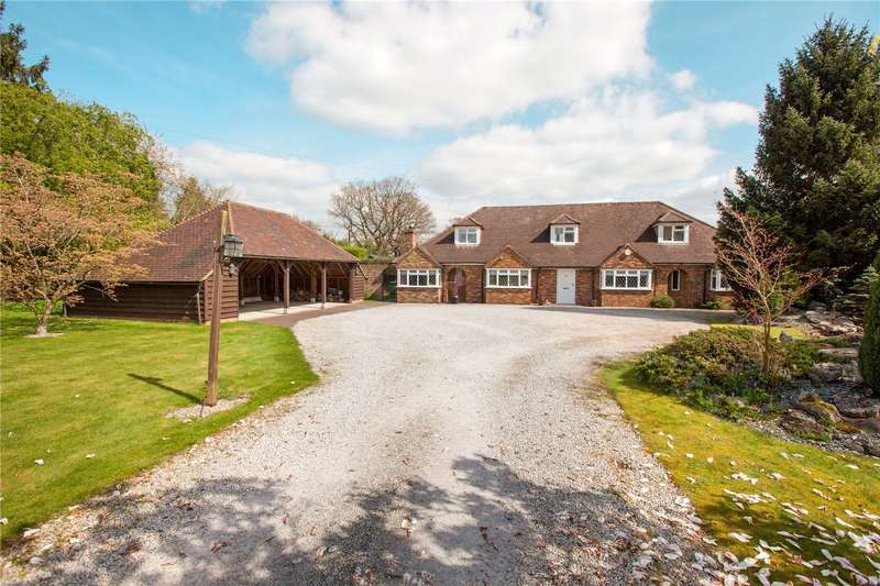 4 Bedrooms Detached House for sale in Narcot Lane, Chalfont St. Giles, Buckinghamshire, HP8